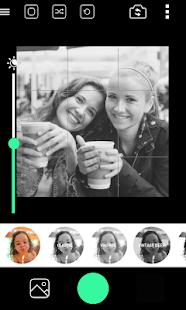 BlackCam Pro - B&W Camera Screenshot