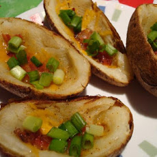 TGI Friday's Baked Potato Skins