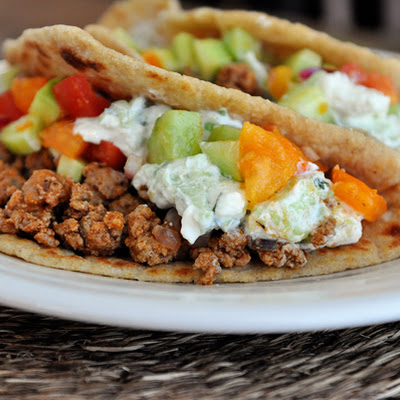 Big Fat Greek Tacos