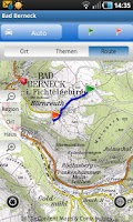 Screenshot of Bad Berneck