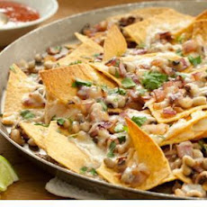 Black-Eyed Pea Nachos