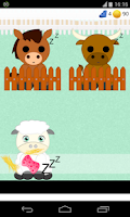 Screenshot of farm animals games