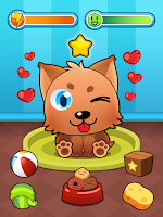 Screenshot of My Virtual Pet - Cats and Dogs