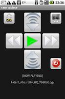 Screenshot of sensorMote