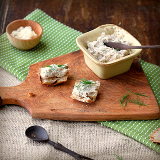 Smoked Mackerel Pâté with Horseradish and Dill