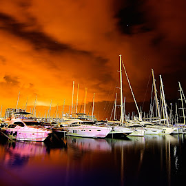 MARINA HERZLIYA by JOel Adolfo - Transportation Boats ( transportation )