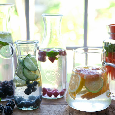 How to Make Flavored Water