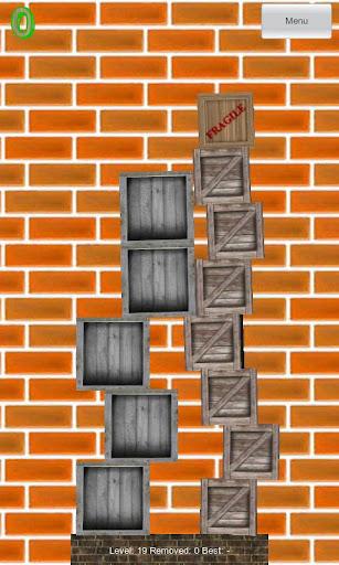 Box Drop Puzzle Game