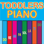 Piano And Notes For Toddlers icon