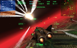 Screenshot of Fractal Combat X (Premium)