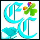 GOWidget Cyan ICS Light Free icon