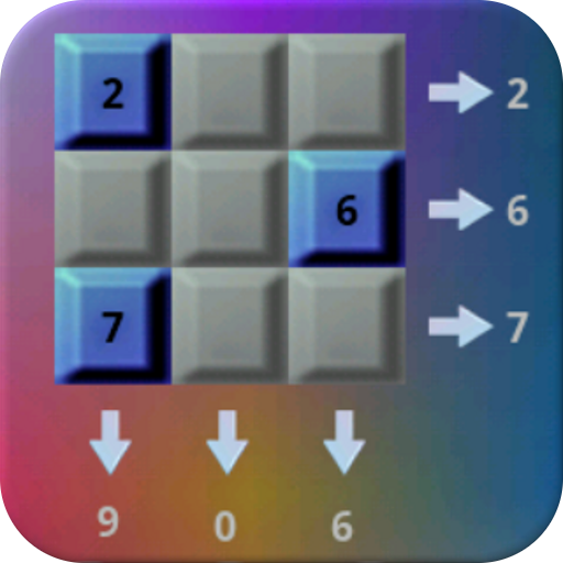 Magic Squares LOGO-APP點子