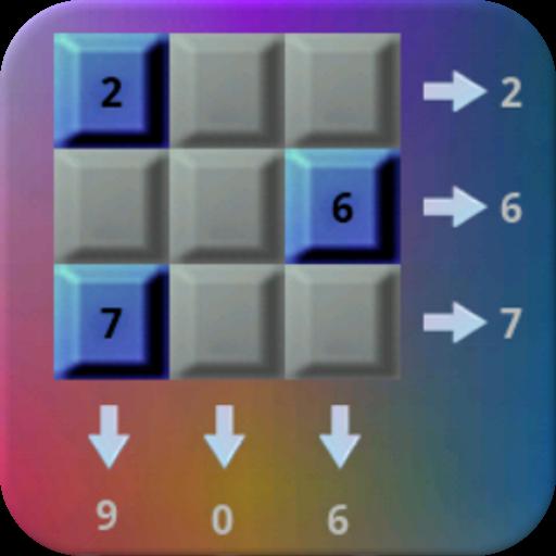 Magic Squares 解謎 LOGO-阿達玩APP