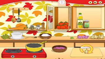 Screenshot of Tomato Soup Maker