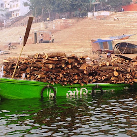 boats by Rajesh Dahiya - Transportation Boats ( water, transportation, boat,  )