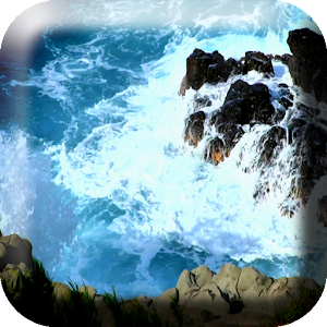 ... for android screenshot ocean wave live wallpaper ocean live ocean wave