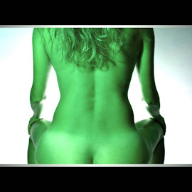 Hulk by Marc Steiner - Nudes & Boudoir Artistic Nude (  )