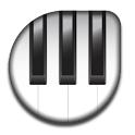 Piano by SplashApps icon