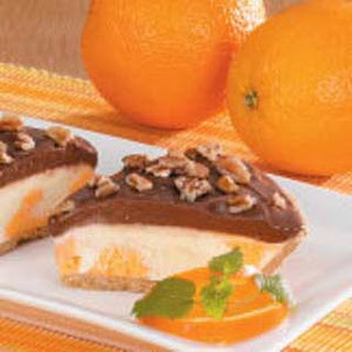 Chocolate Orange Pie