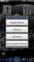 Screenshot of Rapid Reboot