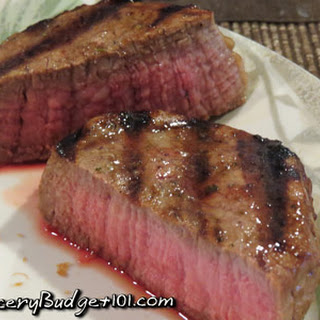 #1 Steak Marinade