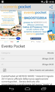 Sorrento Pocket - screenshot