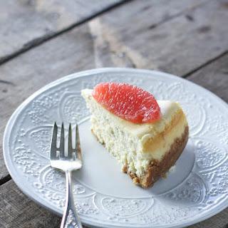 Grapefruit Cheesecake Recipes