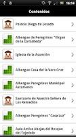 Screenshot of Sanabria y Carballeda