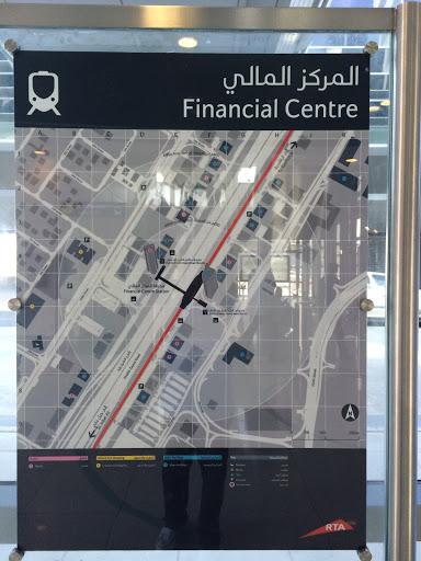 Financial Centre Metro Station