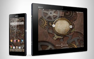Screenshot of XPERIA™ Steampunk Theme