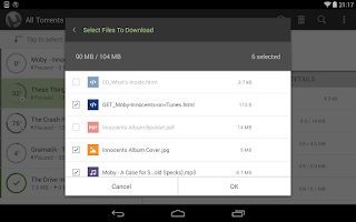 Screenshot of µTorrent® Pro - Torrent App