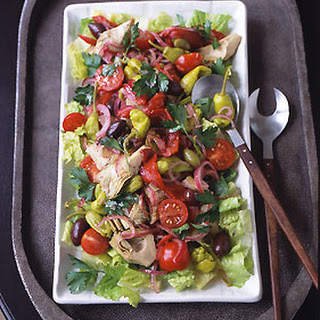 Artichoke Antipasto Salad Recipes