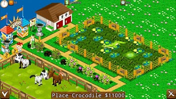 Screenshot of Animal Tycoon 2 FREE
