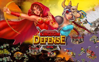 Screenshot of Kingdom Defense Online