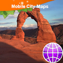 Arches National Park Map icon
