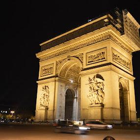 paris by Santosh Vanahalli - Buildings & Architecture Public & Historical ( paris tower,  )
