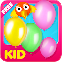 Balloons & Birds for Kids free