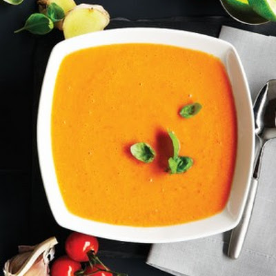 Thai-Inspired Tomato Soup