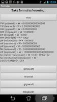 Screenshot of Power converter