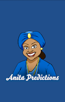 Screenshot of Anita Predictions®