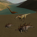 Dino Attack 3D icon