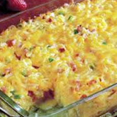 Emeril's Mexican Breakfast Casserole