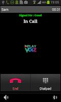 Screenshot of Playvoiz