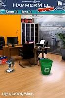 Screenshot of Recycle Toss