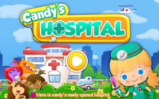 Screenshot of Candy's Hospital