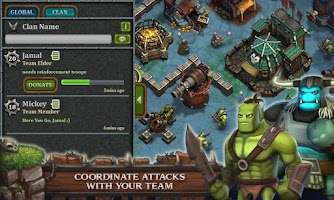 Screenshot of League of Shadows: Orc Clans