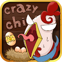 Crazy Chicken Alarm icon