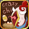 Crazy Chicken Alarm icon
