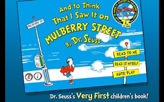 Screenshot of Mulberry Street - Dr. Seuss