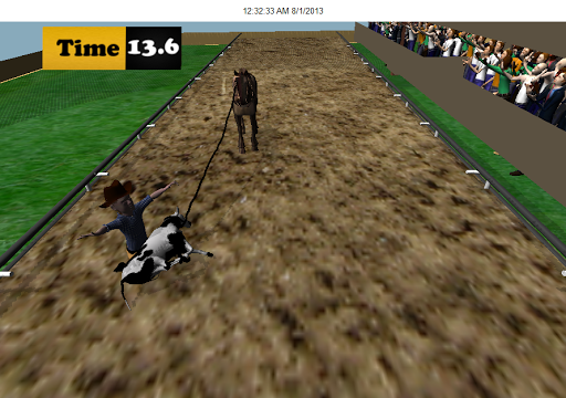 Calf Roping - screenshot